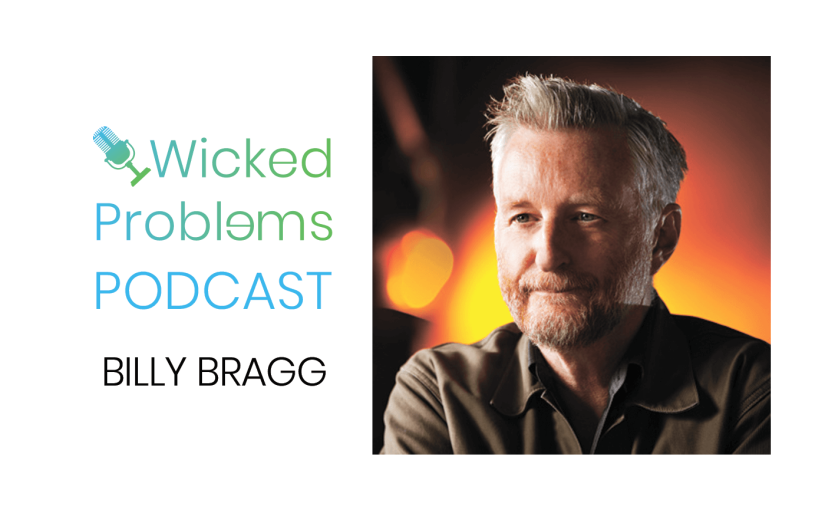 #5 – Billy Bragg – The Three Dimensions of Freedom