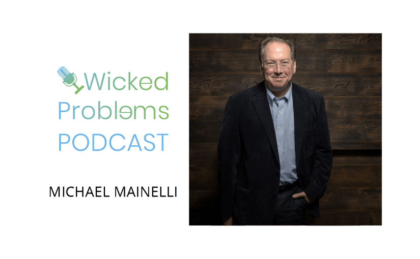 #11 Alderman and Sheriff Professor Michael Mainelli on Covid19, The Price of Fish, and Long Finance