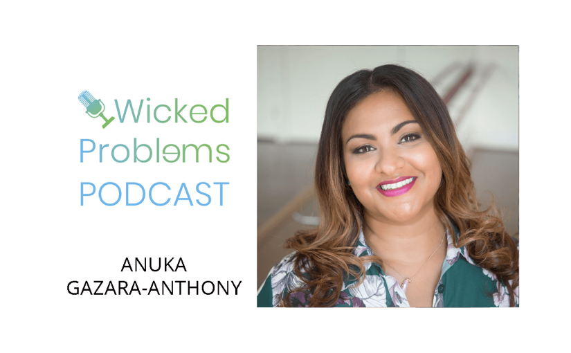 #15 Search Inside Yourself.  The importance of mindfulness in business with Anuka Gazara-Anthony