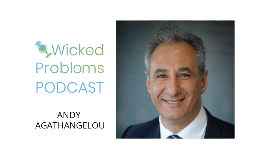 #17 Financial Transparency with Andy Agathangelou of The Transparency TaskForce
